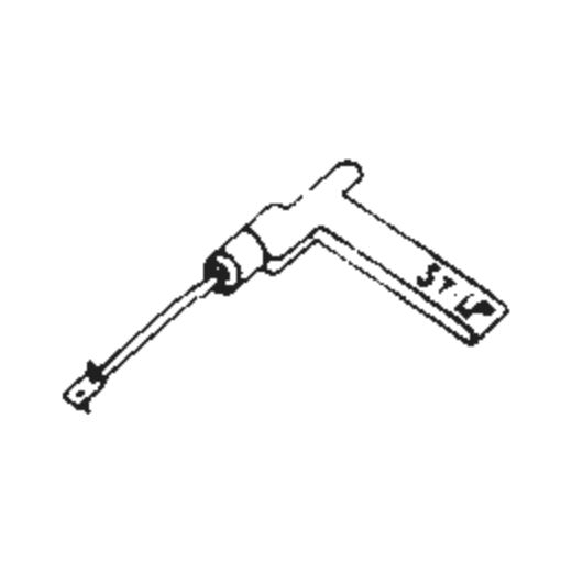 Nivico DTS-1 Stylus : Brand:Tonar, Info:Aftermarket Stylus, Stylus:Dual Sapphire 78RPM Mono + Diamond Stereo