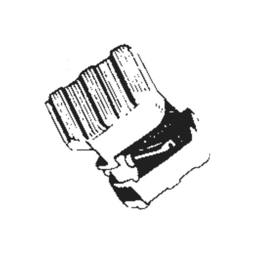 R-770 Stylus for A.D.C. 770 : Brand:Tonar, Info:Aftermarket Stylus, Stylus:Spherical