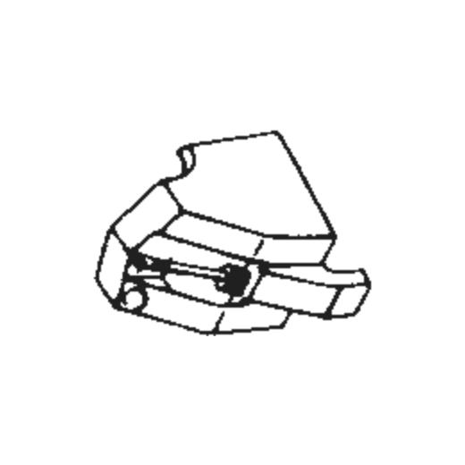 Onkyo SN-20 ST Stylus : Brand:Tonar, Info:Aftermarket Stylus, Stylus:Spherical
