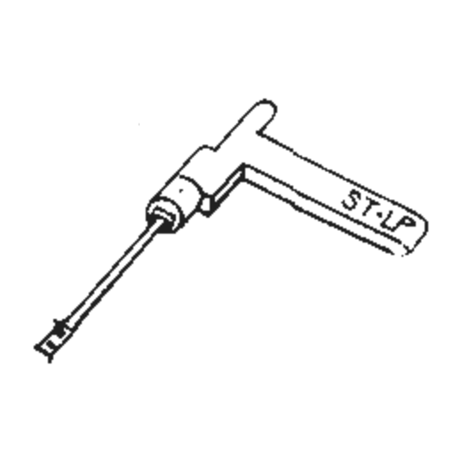 Nivico VPF-96 Stylus : Brand:Tonar, Info:Aftermarket Stylus, Stylus:Dual Sapphire 78RPM Mono + Diamond Stereo
