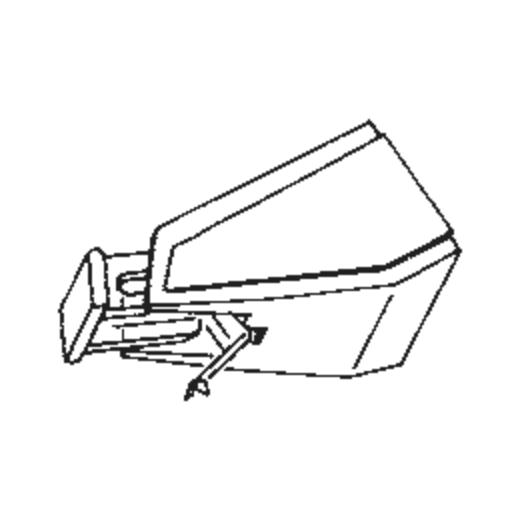 Sanyo ST-37 D Stylus : Brand:JICO, Info:Genuine JICO, Japan Stylus (E006926), Stylus:Spherical