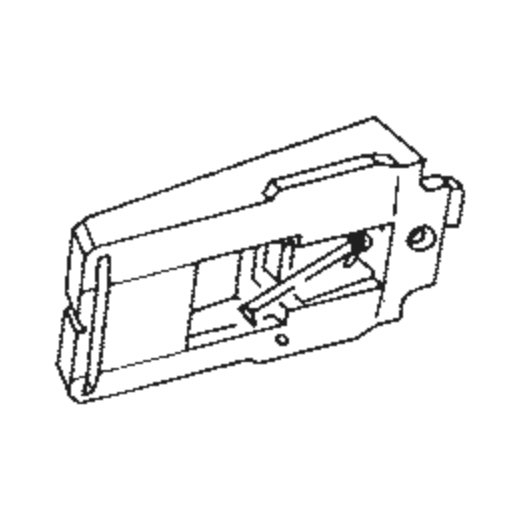 Sharp STY-133 Stylus : Brand:Tonar, Info:Aftermarket Stylus, Stylus:Elliptical