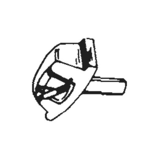 Onkyo DN-17 Stylus : Brand:Tonar, Info:Aftermarket Stylus, Stylus:Spherical