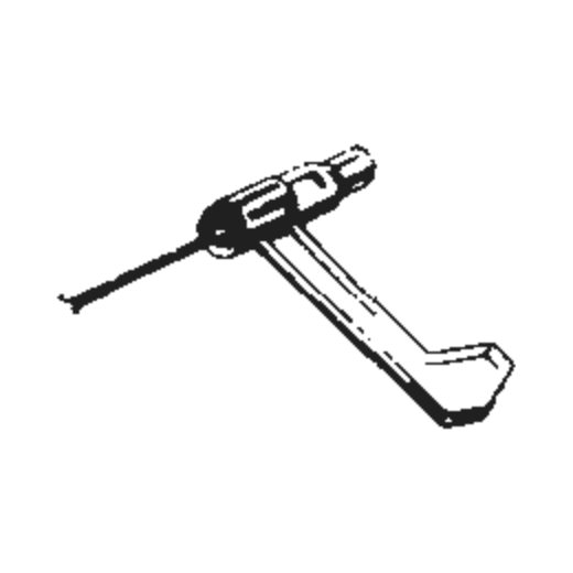 Astatic N-54 Stylus : Brand:Tonar, Info:Aftermarket Stylus, Stylus:Dual Sapphire 78RPM Mono + Diamond Stereo