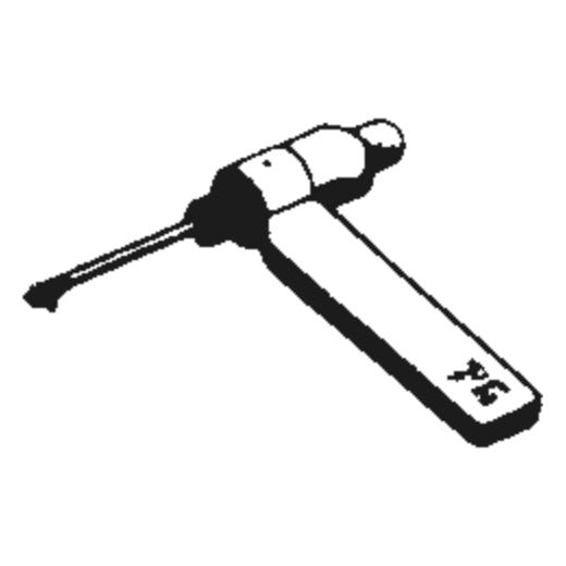 Sonotone 21/24 TA Stylus : Brand:Tonar, Info:Aftermarket Stylus, Stylus:Dual Spherical Diamond