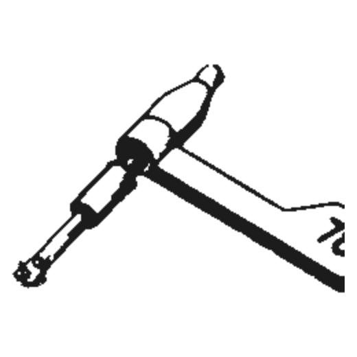 Vaco TN-04 Stylus : Brand:Tonar, Info:Aftermarket Stylus, Stylus:Dual Sapphire 78RPM Mono + Diamond Stereo