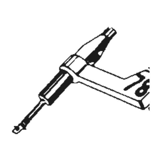 Vaco TN-08 Stylus : Brand:Tonar, Info:Aftermarket Stylus, Stylus:Dual Sapphire 78RPM Mono + Diamond Stereo