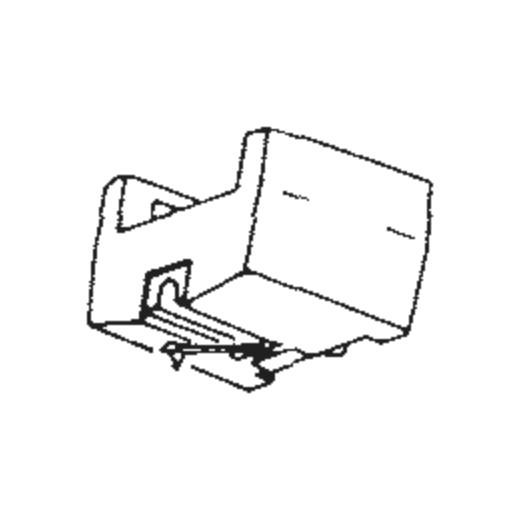 A.D.C. 220 Stylus : Brand:Tonar, Info:Aftermarket Stylus, Stylus:Spherical
