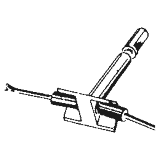 Zenith 142-167 Stylus : Brand:Tonar, Info:Aftermarket Stylus, Stylus:Dual Sapphire 78RPM Mono + Diamond Stereo