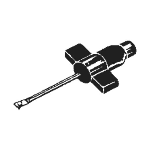 Ronette SC-109 Stylus : Brand:Tonar, Info:Aftermarket Stylus, Stylus:Spherical