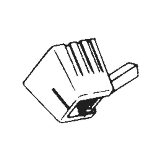 Perpetuum Ebner CLEAN CM-500 Stylus : Brand:Tonar, Info:Aftermarket Stylus, Stylus:Spherical