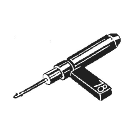 Schneider KS-40 A Stylus : Brand:Tonar, Info:Aftermarket Stylus, Stylus:Dual Sapphire 78RPM Mono + Diamond Stereo