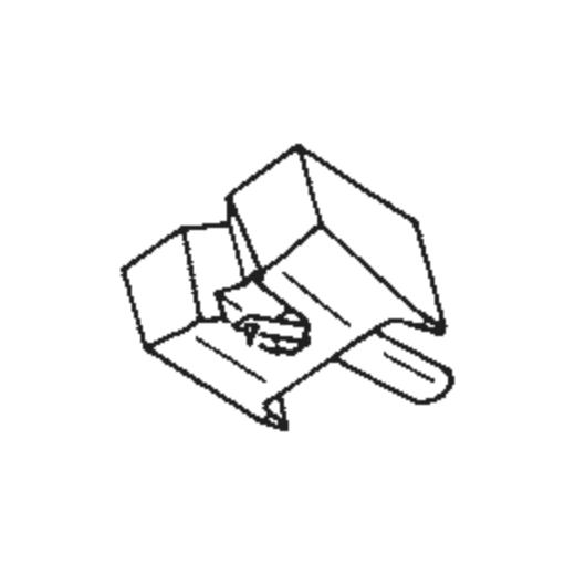 Luxor 3200 Stylus : Brand:Tonar, Info:Aftermarket Stylus, Stylus:Spherical Diamond Mono