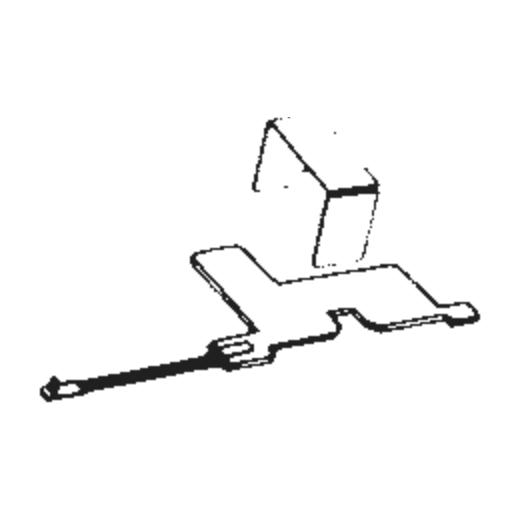 Dual DN-70 Stylus : Brand:Tonar, Info:Aftermarket Stylus, Stylus:Spherical