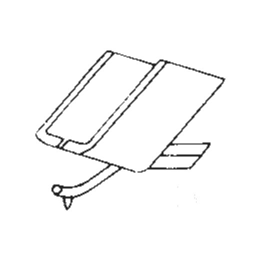 Onkyo DN-22 Stylus : Brand:Tonar, Info:Aftermarket Stylus, Stylus:Spherical