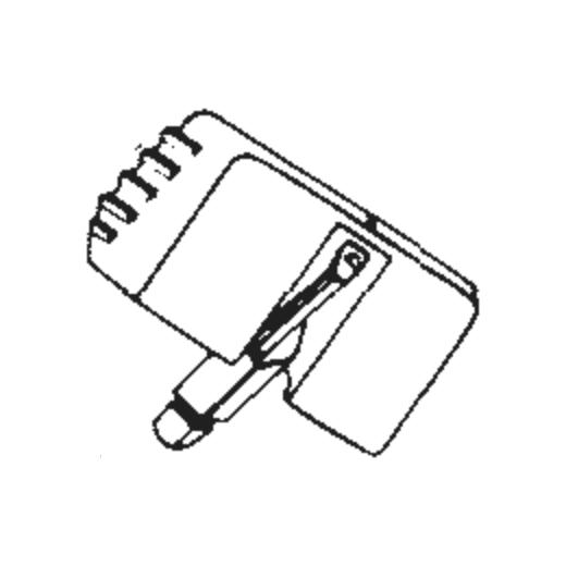JVC / Nivico DT-11 / SS-11 Stylus : Brand:Tonar, Info:Aftermarket Stylus, Stylus:Spherical