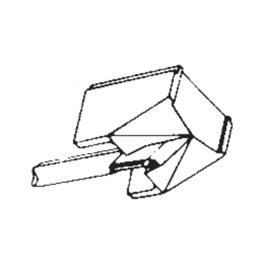 946/D60 Stylus for Philips GP-400 : Brand:Tonar, Info:Aftermarket Stylus, Stylus:Spherical Diamond Mono