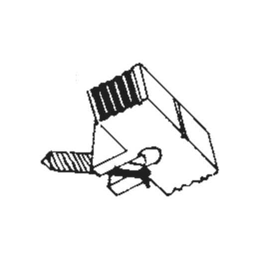 Jelco SMC-101 Stylus : Brand:Tonar, Info:Aftermarket Stylus, Stylus:Spherical