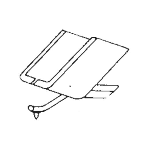 Onkyo OC-23M Stylus : Brand:Tonar, Info:Aftermarket Stylus, Stylus:Spherical