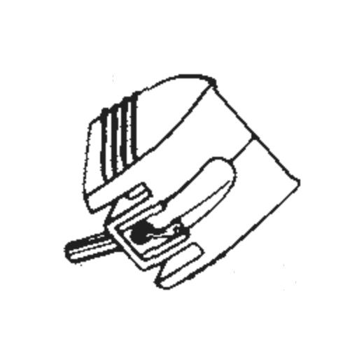 Fonica OF-50 Stylus : Brand:Tonar, Info:Aftermarket Stylus, Stylus:Elliptical