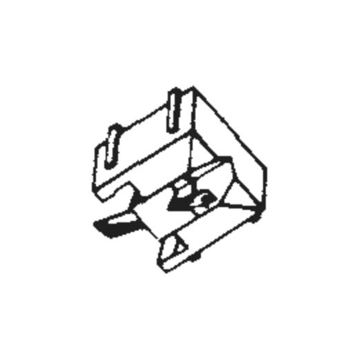 Nivico DT-25H Stylus : Brand:Tonar, Info:Aftermarket Stylus, Stylus:Spherical