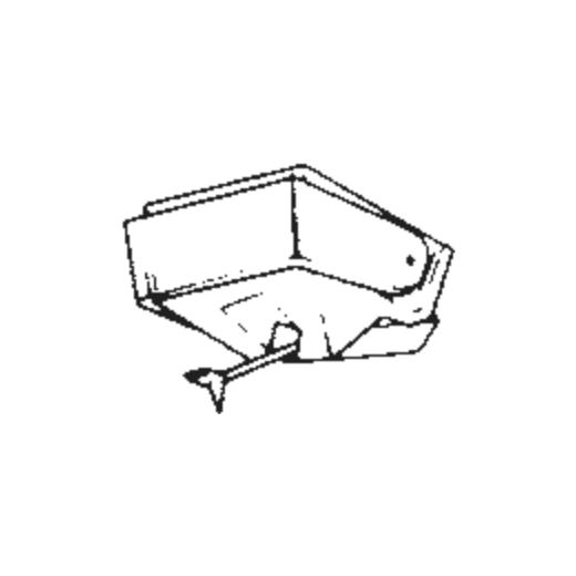 Tonar JT-311 Stylus : Brand:Tonar, Info:Aftermarket Stylus, Stylus:Elliptical