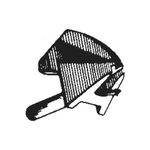 Pickering U-38/380-D-3807 C Stylus : Brand:Tonar, Info:Aftermarket Stylus, Stylus:Spherical