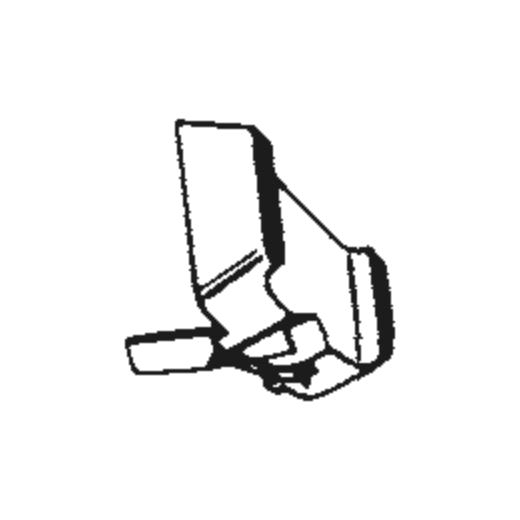 Pioneer PN-35 Stylus : Brand:Tonar, Info:Aftermarket Stylus, Stylus:Spherical