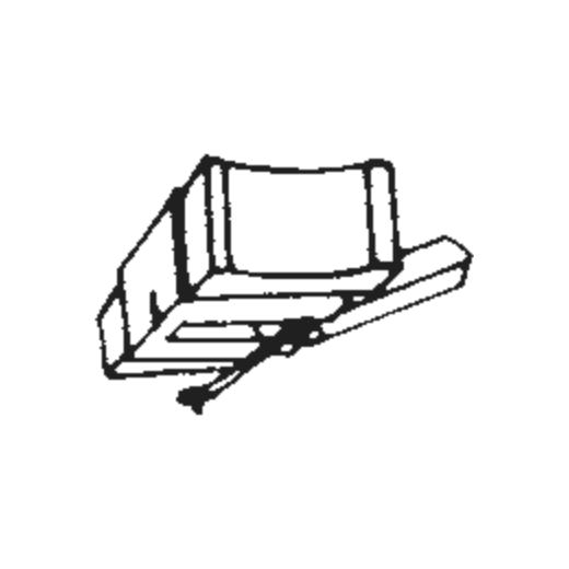 C.E.C. MC-5 Stylus : Brand:Tonar, Info:Aftermarket Stylus, Stylus:Spherical