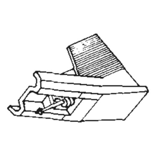Hitachi DS-ST-14 Stylus : Brand:Tonar, Info:Aftermarket Stylus  (ATN-3472EP for AT-3472EP), Stylus:Elliptical