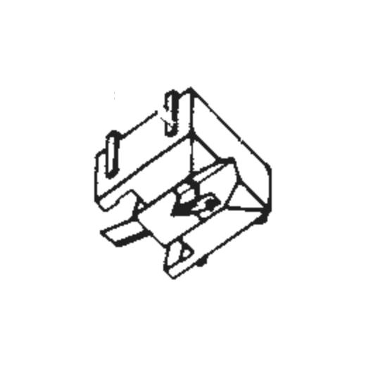 Philips GP-371 Stylus : Brand:Tonar, Info:Aftermarket Stylus, Stylus:Spherical