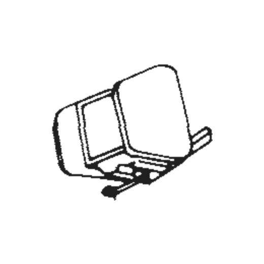 Pioneer PN-16 Stylus : Brand:Tonar, Info:Aftermarket Stylus, Stylus:Spherical