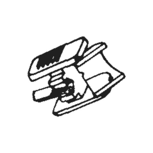 Pioneer PN-50 Stylus : Brand:Tonar, Info:Aftermarket Stylus, Stylus:Spherical