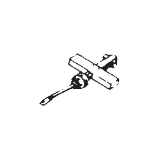 Tetrad T-12 MD Stylus : Brand:Tonar, Info:Aftermarket Stylus, Stylus:Spherical