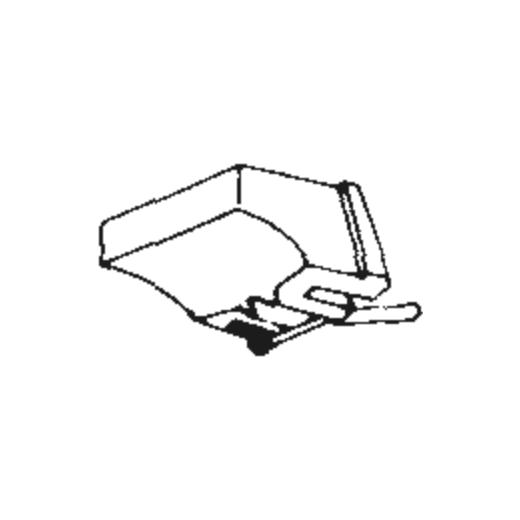 Silver System 90 : Brand:Tonar, Info:Aftermarket Stylus, Stylus:Spherical