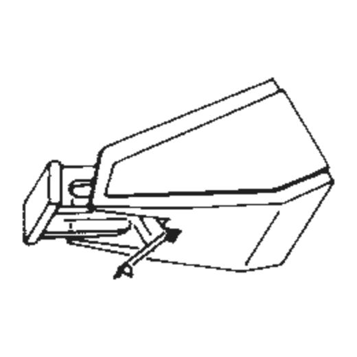 Sanyo ST-37 LD Stylus : Brand:Tonar, Info:Aftermarket Stylus, Stylus:Elliptical