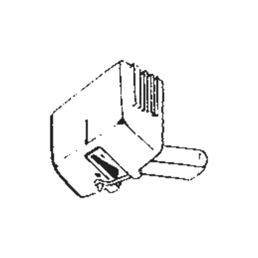 Sonovox SN-300 Stylus : Brand:Tonar, Info:Aftermarket Stylus, Stylus:Spherical