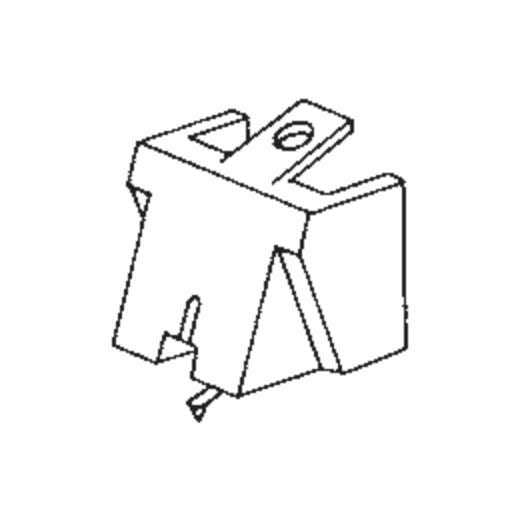 N-54 Stylus for Kenwood/Trio V-54 : Brand:Tonar, Info:Aftermarket Stylus, Stylus:Spherical