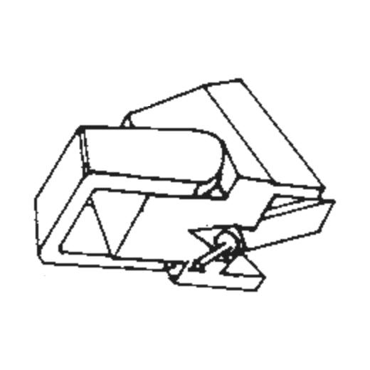 C.E.C. ST-630 Stylus : Brand:Tonar, Info:Aftermarket Stylus, Stylus:Elliptical