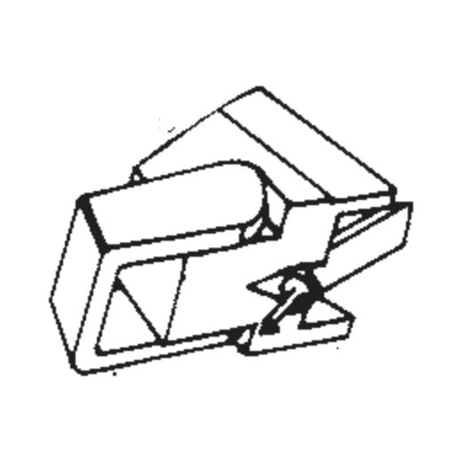 C.E.C. ST-630 Stylus : Brand:Tonar, Info:Aftermarket Stylus, Stylus:Spherical