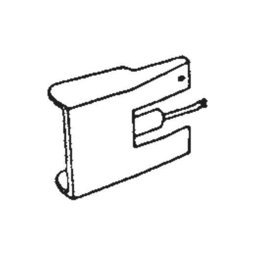 U.P.O.s WHITE Stylus : Brand:Tonar, Info:Aftermarket Stylus, Stylus:Spherical