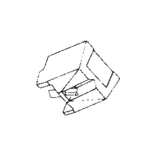 Toshiba N-290 D Stylus : Brand:Tonar, Info:Aftermarket Stylus, Stylus:Spherical