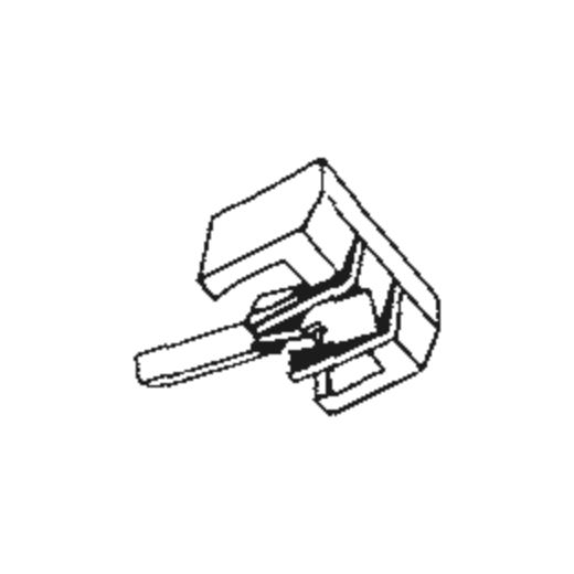 E.E.I. 400 Stylus : Brand:Tonar, Info:Aftermarket Stylus, Stylus:Elliptical