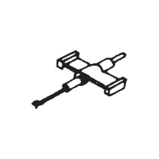 National/Technics EPS-19 Stylus for EPC-40 : Brand:Tonar, Info:Aftermarket Stylus, Stylus:Spherical