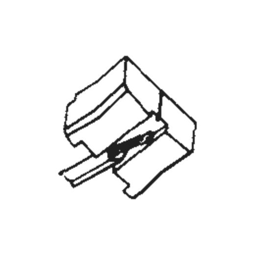 Sansui ST-9 D Stylus : Brand:Tonar, Info:Aftermarket Stylus, Stylus:Spherical