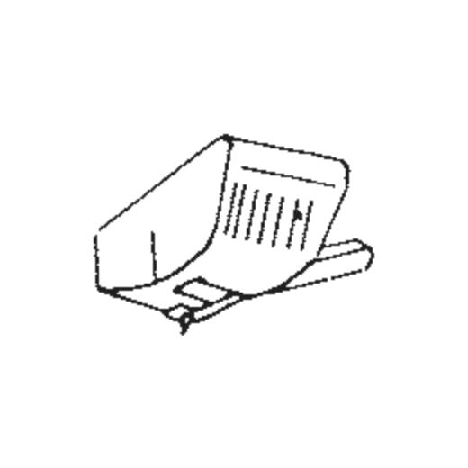 Japan Columbia/Denon DSN-6 Stylus for DL-6 : Brand:Tonar, Info:Aftermarket Stylus, Stylus:Spherical