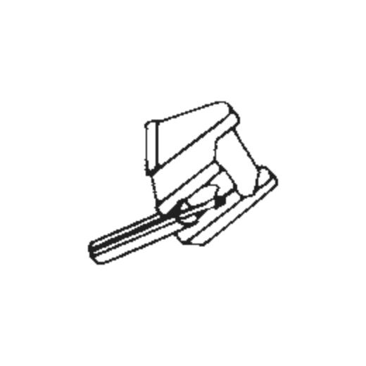 Sharp STY-550 Stylus : Brand:Tonar, Info:Aftermarket Stylus, Stylus:Spherical