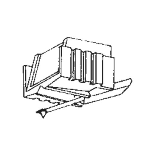 Nuway NS-88 Stylus : Brand:Tonar, Info:Aftermarket Stylus, Stylus:Spherical