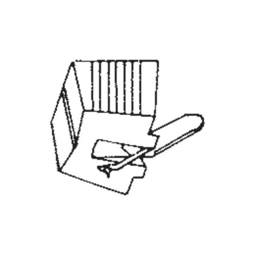 Japan Columbia/Denon DSN-11 Stylus for SMC-250 : Brand:Tonar, Info:Aftermarket Stylus, Stylus:Spherical