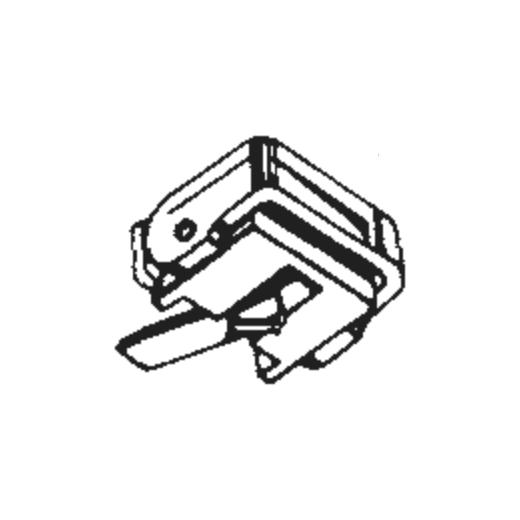 Excel QD-700 ER Stylus : Brand:Tonar, Info:Aftermarket Stylus, Stylus:Elliptical